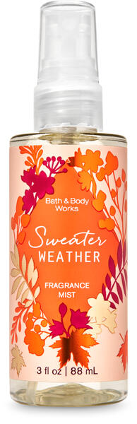 Sweater Weather Travel Size Fine Fragrance Mist