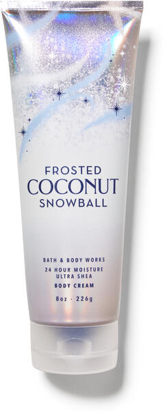Frosted Coconut Snowball Ultra Shea Body Cream