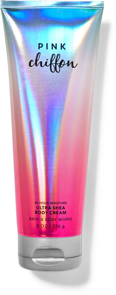 Pink Chiffon Ultra Shea Body Cream