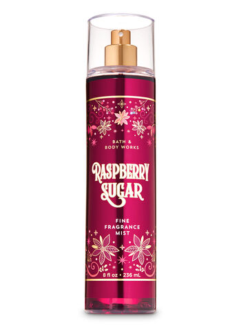 Raspberry Sugar Fine Fragrance Mist - Bath And Body Works