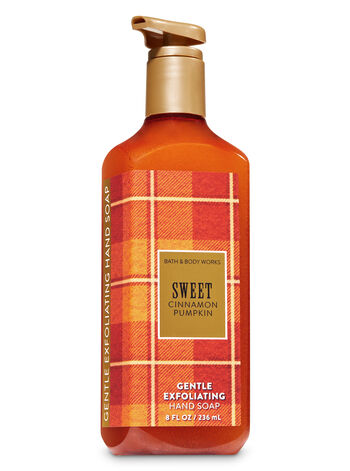 Sweet Cinnamon Pumpkin Gentle Exfoliating Hand Soap - Bath And Body Works