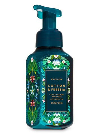 Cotton & Freesia Gentle Foaming Hand Soap - Bath And Body Works