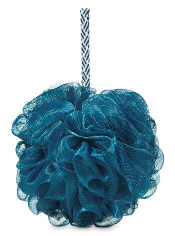 Blue Loofah - Bath And Body Works