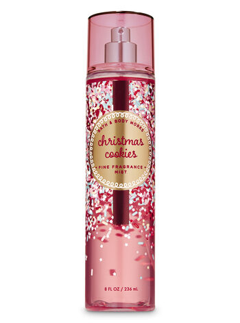 Christmas Cookies Fine Fragrance Mist - Bath And Body Works