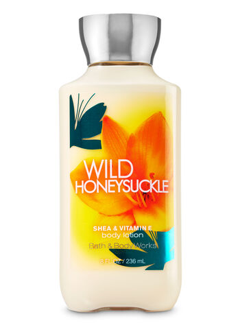 Signature Collection Wild Honeysuckle Body Lotion - Bath And Body Works