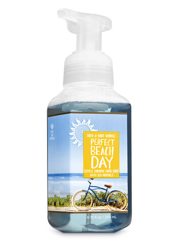 Perfect Beach Day Gentle Foaming Hand Soap - Bath And Body Works