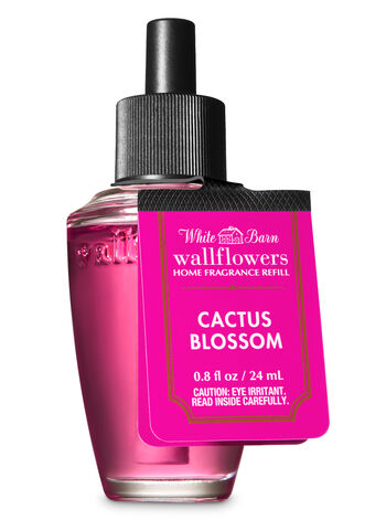 White Barn Cactus Blossom Wallflowers Fragrance Refill - Bath And Body Works