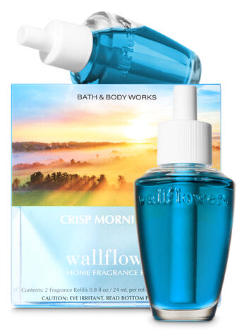 Crisp Morning Air Wallflowers Refills, 2-Pack - Bath And Body Works