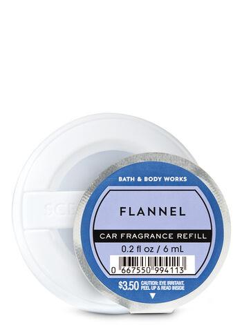 Flannel Car Fragrance Refill - Bath And Body Works