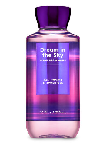 Dream in the Sky - Lavender Clouds Shower Gel - Bath And Body Works
