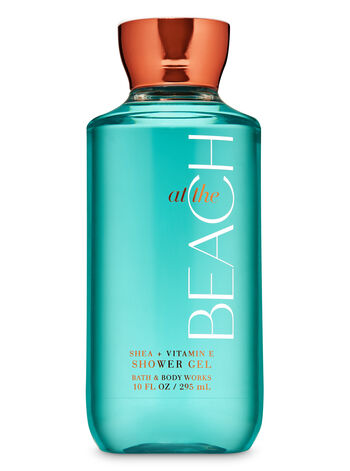 At The Beach Shower Gel - Bath And Body Works