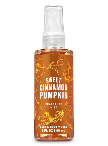 Sweet Cinnamon Pumpkin Travel Size Fine Fragrance Mist - Bath And Body Works