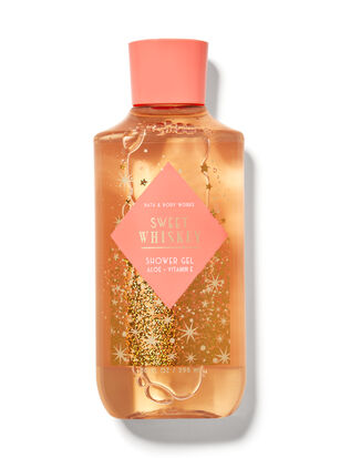 Sweet Whiskey Shower Gel