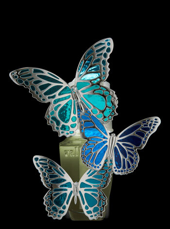 Butterflies Nightlight Wallflowers Fragrance Plug