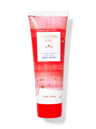 Bonfire Bash Ultra Shea Body Cream