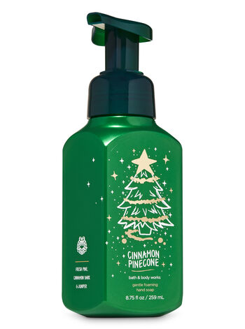 Cinnamon Pinecone Gentle Foaming Hand Soap - Bath And Body Works