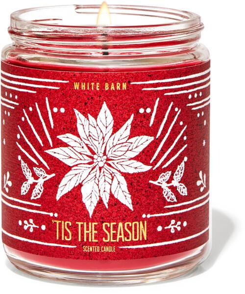 Tis the Season Single Wick Candle