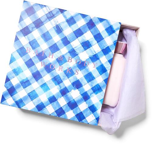 Gingham Gift Box