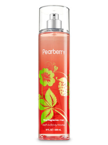 Signature Collection Pearberry Fine Fragrance Mist - Bath And Body Works