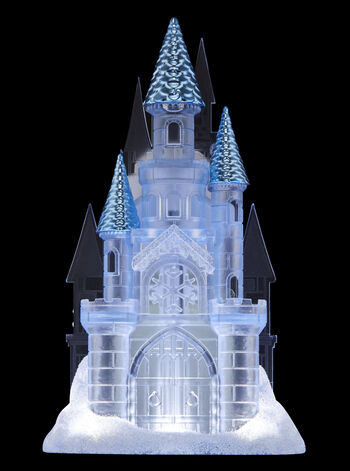 Ice Castle Nightlight Wallflowers Fragrance Plug