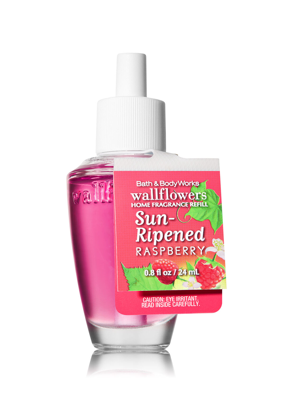 Sun Ripened Raspberry Wallflowers Fragrance Refill Bath And Body Works