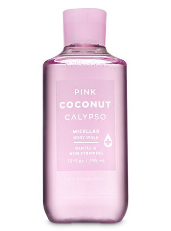 Signature Collection Pink Coconut Calypso Micellar Body Wash - Bath And Body Works