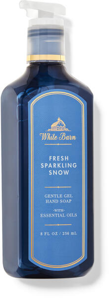 Fresh Sparkling Snow Gentle Gel Hand Soap