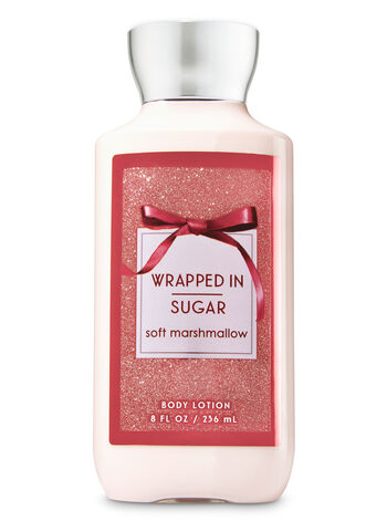 Signature Collection Wrapped in Sugar Body Lotion - Bath And Body Works