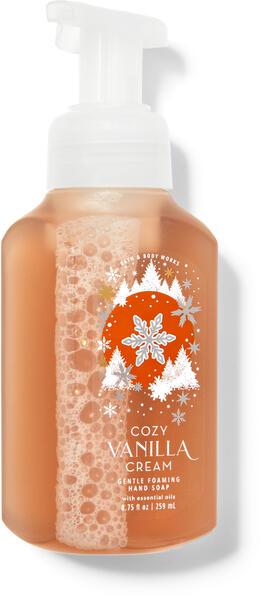 Cozy Vanilla Cream Gentle Foaming Hand Soap