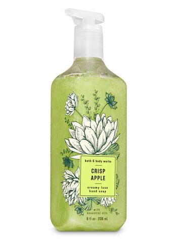 Crisp Apple Creamy Luxe Hand Soap - Bath And Body Works