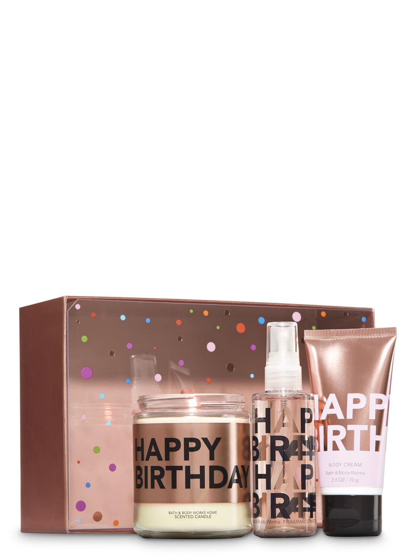 Gift Set  sc 1 st  Bath u0026 Body Works & Happy Birthday Celebrate! Gift Set | Bath u0026 Body Works