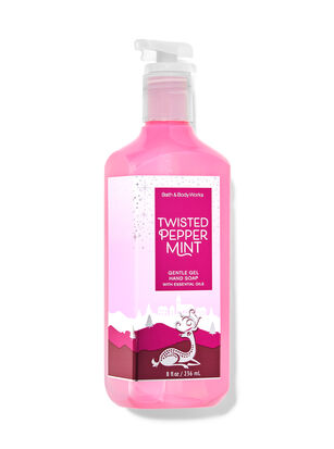 Twisted Peppermint Gentle Gel Hand Soap