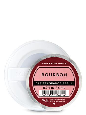 Bourbon Car Fragrance Refill - Bath And Body Works
