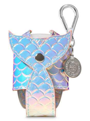 Iridescent Mermaid Tail PocketBac Holder - Bath And Body Works
