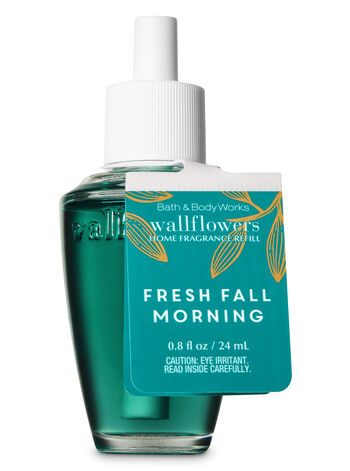 Fresh Fall Morning Wallflowers Fragrance Refill - Bath And Body Works