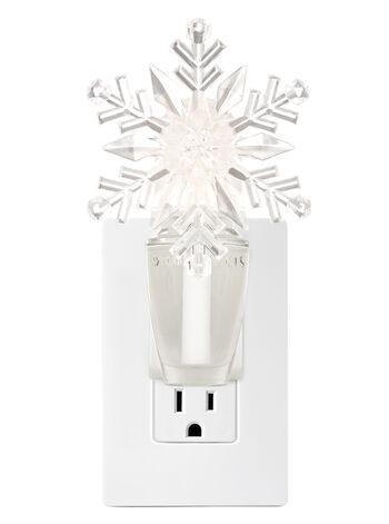 Classic Snowflake Nightlight Wallflowers Fragrance Plug