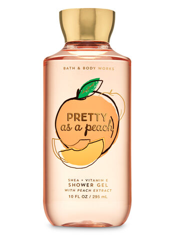 Pretty as a Peach Shower Gel - Bath And Body Works