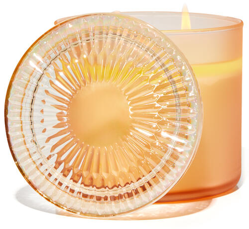 Peach on Earth 3-Wick Candle