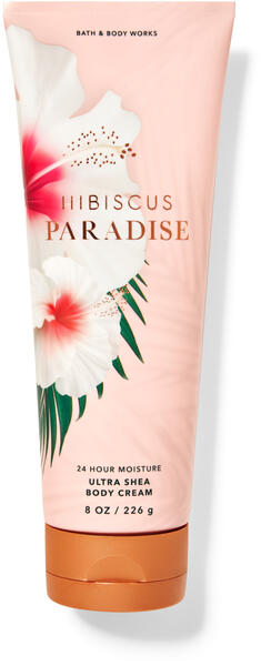 Hibiscus Paradise Ultra Shea Body Cream