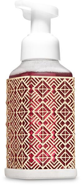 Radiating Diamond Gentle Foaming Soap Holder
