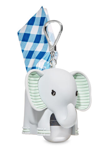 Emerson the Elephant Disposable Changing Station Bag & PocketBac Holder - Bath And Body Works
