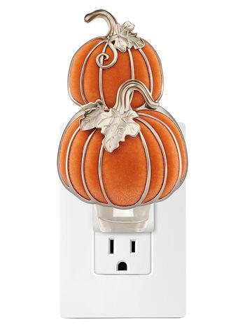 Stacked Pumpkins Nightlight Wallflowers Fragrance Plug