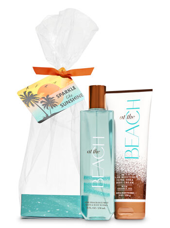 At the Beach Sparkle Like Sunshine Gift Set - Bath And Body Works