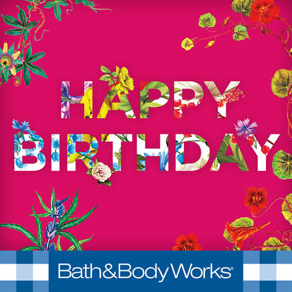 Birthday In Bloom E-Gift Card