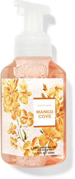 Mango Cove Gentle Foaming Hand Soap