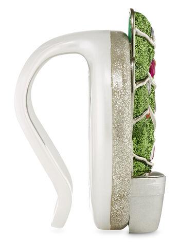 Christmas Cactus Visor Clip Car Fragrance Holder