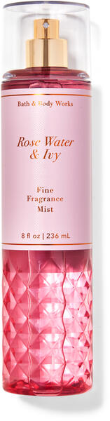 Rose Water & Ivy Fine Fragrance Mist