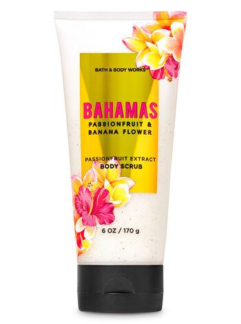 Bahamas Passionfruit & Banana Flower Body Scrub - Bath And Body Works