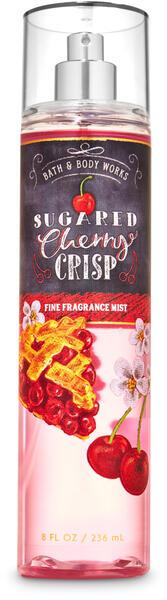 Sugared Cherry Crisp Fine Fragrance Mist