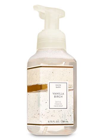 Vanilla Birch Gentle Foaming Hand Soap - Bath And Body Works